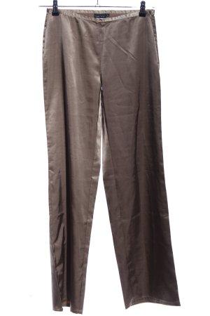 imitz Stoffhose bronzefarben extravaganter Stil