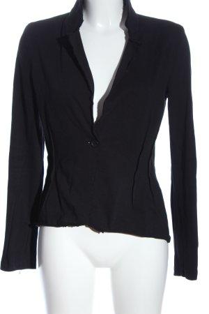 IMP Deluxe Blazer in maglia nero stile casual