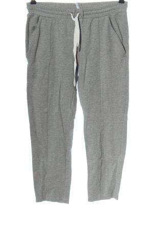 Imperial Pantalon 3/4 gris clair style décontracté