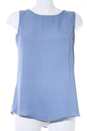 Imperial ärmellose Bluse kornblumenblau Elegant