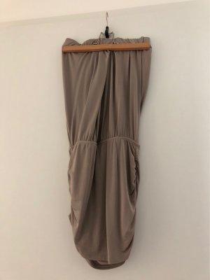 Imperial Top a fascia marrone-grigio