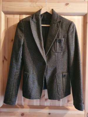 Imperial Boyfriend Blazer forest green-green grey mixture fibre
