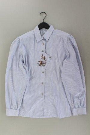 Imperial Bluse blau gestreift Größe 44