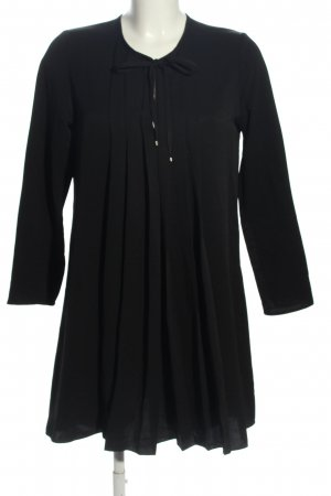 Imperial Blusenkleid schwarz Business-Look