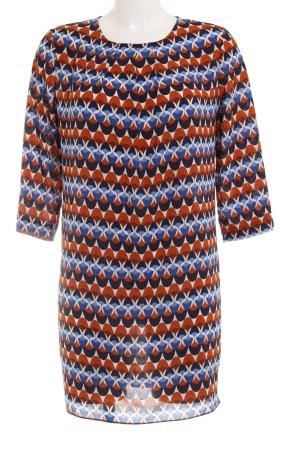 Imperial Blusenkleid abstraktes Muster Casual-Look