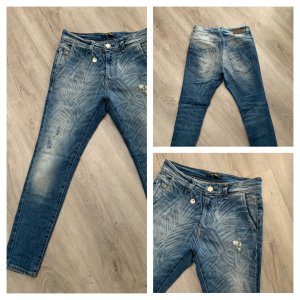 Imperial Jeans boyfriend blu neon-blu fiordaliso