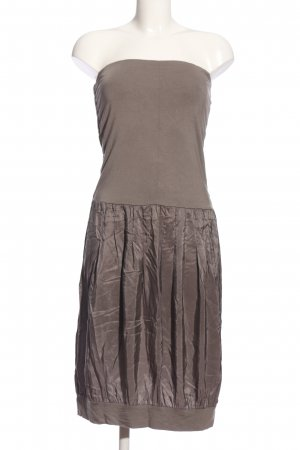 Imperial Empire Dress brown casual look