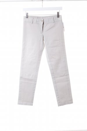 Imperial Low-Rise Trousers cream business style