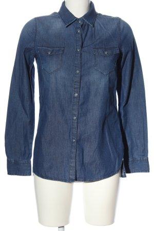 Imperial Camicia denim blu stile casual