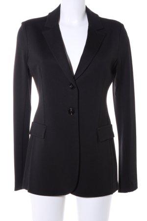 Imperial Jersey Blazer negro estilo «business»
