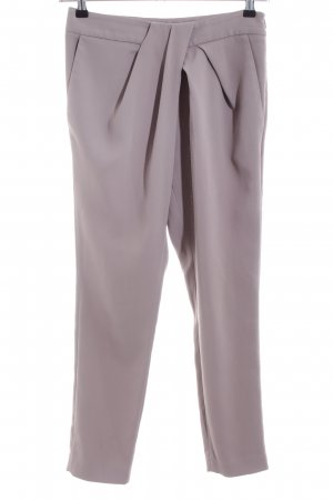 Imperial Karottenhose hellgrau Business-Look