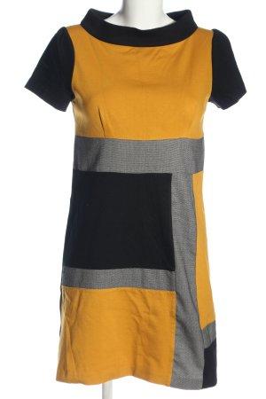 Imperial Kurzarmkleid mehrfarbig Casual-Look