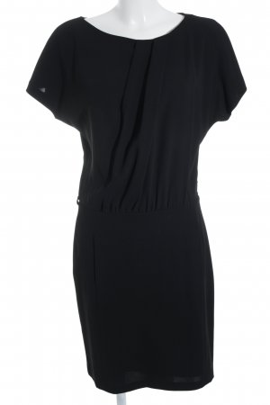 Imperial Kurzarmkleid schwarz Elegant