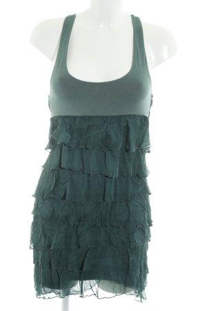 Imperial Minikleid khaki-waldgrün Casual-Look
