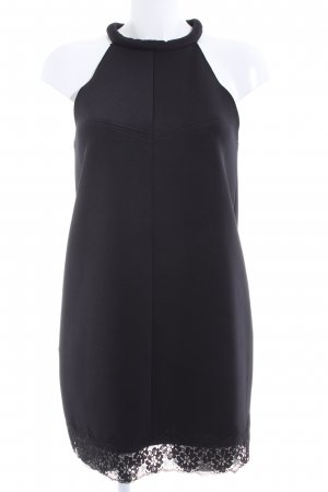 Imperial Neckholderkleid schwarz Elegant