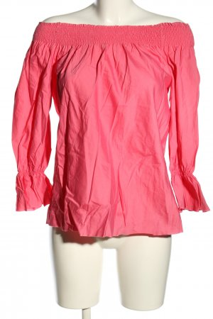 Imperial Schlupf-Bluse pink Casual-Look