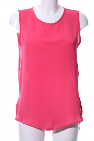 Imperial Schlupf-Bluse pink-silberfarben Casual-Look