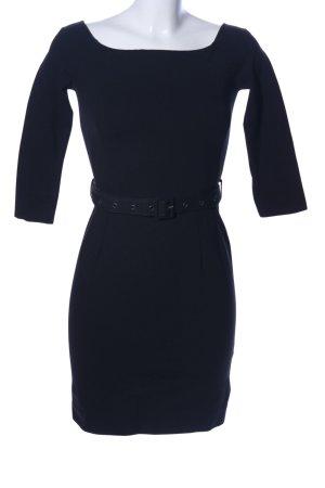 Imperial schulterfreies Kleid schwarz Business-Look