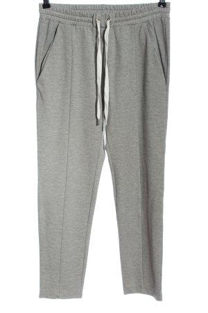 Imperial Spodnie dresowe jasnoszary Melanżowy W stylu casual