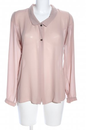 Imperial Transparenz-Bluse nude Business-Look