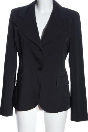Imperial Cappotto mezza stagione nero stile professionale