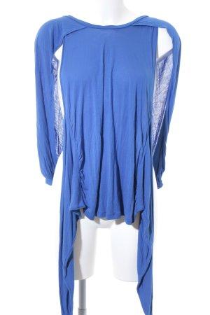 Imperial Wickelshirt blau Elegant