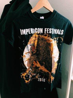 Gildan Print Shirt black