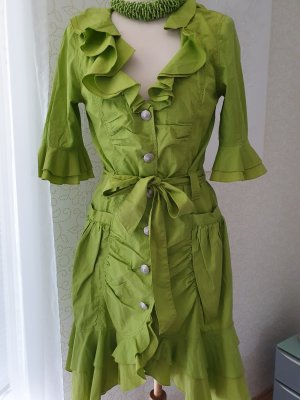 Impressionen Kleid Gr. 38 apfelgrün