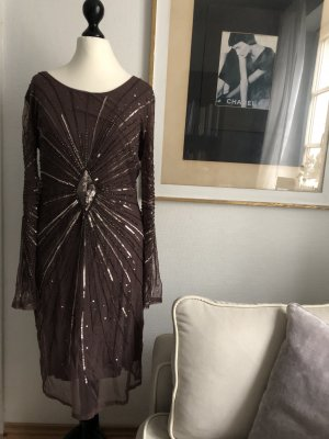 Impressionen vera Mont Kleid cocktailkleid neu 37