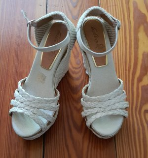 Impressionen Wedges Keilabsatz Sandalen 38