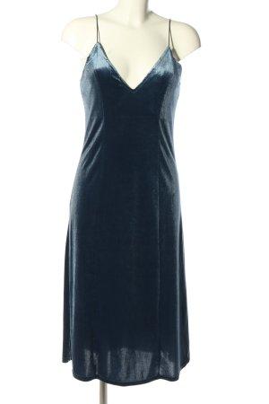 IMVEE Stretch Dress blue elegant