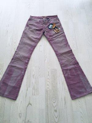 Meltin Pot Jeans svasati rosa antico