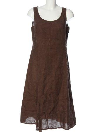 In Linea A-Linien Kleid