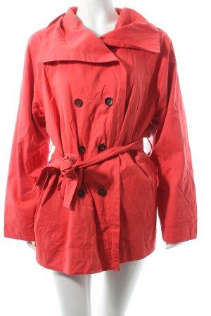 In Linea Marynarska kurtka jasnoczerwony Prosty styl