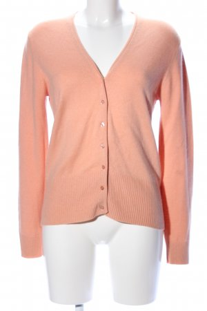 In Linea Strickjacke nude Casual-Look