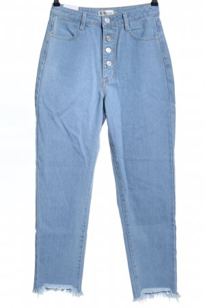 In the Style High Waist Jeans blau Casual-Look