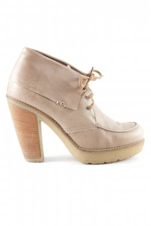 in Vogue Booties creme Casual-Look
