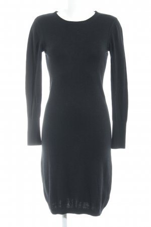 In Wear Cut-Out-Kleid schwarz Casual-Look