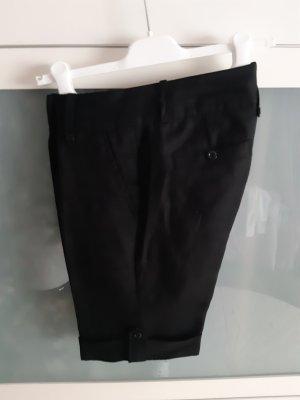 In Wear Pantalone di lino nero