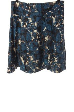 In Wear Midirock abstraktes Muster Casual-Look