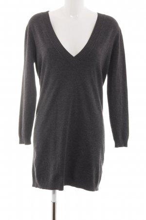 In Wear Pulloverkleid schwarz meliert Casual-Look