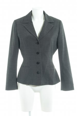 In Wear Sweatblazer schwarz-grau Karomuster Business-Look