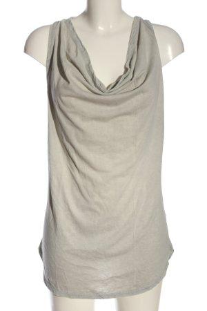 In Wear Débardeur à col bénitier gris clair style décontracté