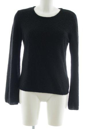 In Wear Wollpullover schwarz Casual-Look
