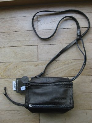 Ina Kent Mini sac bronze cuir