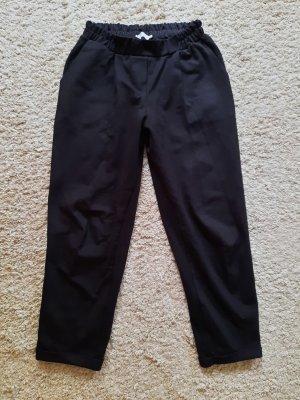 SusyMix Sweat Pants black viscose