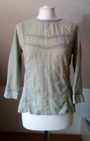 Indi&Cold Vintage Tunika Bluse im Romantiklook