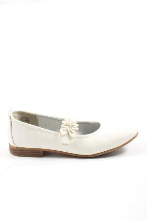 INDIGO Mary Jane Schoenen wit elegant