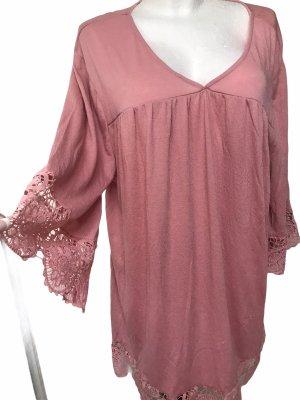 Indigo Rose Damen Spitzen Top Tunika Shirt 3x XL XXXL
