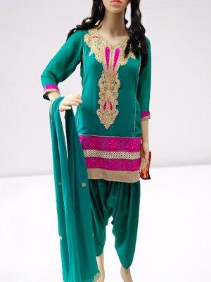 Bollywood Sweat Dress cadet blue